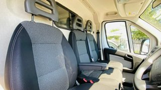 2018 Fiat Ducato Series 6 Mid Roof LWB Comfort-matic White 6 Speed Sports Automatic Single Clutch.