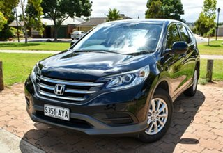 2013 Honda CR-V RM VTi Navi Black 5 Speed Automatic Wagon