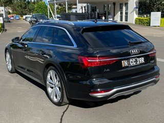 2020 Audi A6 4A MY20 Allroad Tiptronic Quattro 45 TDI Black 8 Speed Sports Automatic Wagon