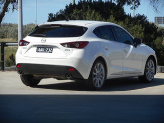 2013 Mazda 3 BL10L2 MY13 SP25 Activematic White 5 Speed Sports Automatic Hatchback