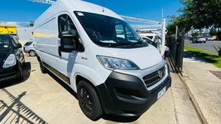 2018 Fiat Ducato Series 6 Mid Roof LWB Comfort-matic White 6 Speed Sports Automatic Single Clutch