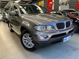 2006 BMW X5 E53 Grey Sports Automatic Wagon.