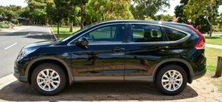 2013 Honda CR-V RM VTi Navi Black 5 Speed Automatic Wagon