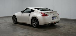 2013 Nissan 370Z Z34 MY13.5 White 7 Speed Sports Automatic Coupe