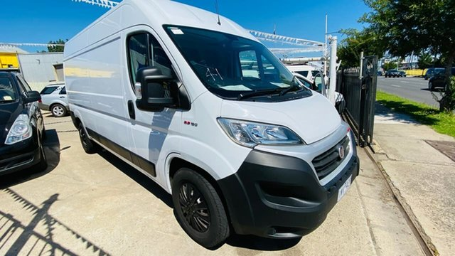 Used Fiat Ducato Series 6 Mid Roof LWB Comfort-matic Maidstone, 2018 Fiat Ducato Series 6 Mid Roof LWB Comfort-matic White 6 Speed Sports Automatic Single Clutch