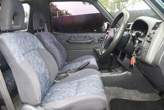 1999 Toyota RAV4 SXA10R Green 4 Speed Automatic Hardtop