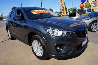 2012 Mazda CX-5 KE1071 Maxx SKYACTIV-Drive AWD Sport Grey 6 Speed Sports Automatic Wagon