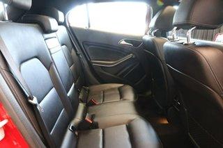 2016 Mercedes-Benz GLA-Class X156 806MY GLA250 DCT 4MATIC Red 7 Speed Sports Automatic Dual Clutch