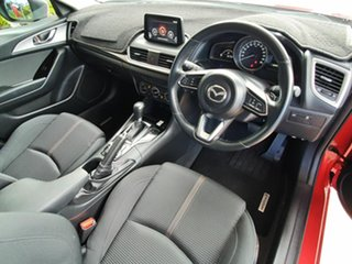 2017 Mazda 3 BN MY17 Maxx Red 6 Speed Automatic Hatchback.