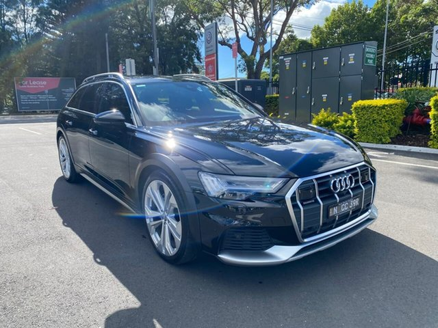 Used Audi A6 4A MY20 Allroad Tiptronic Quattro 45 TDI Botany, 2020 Audi A6 4A MY20 Allroad Tiptronic Quattro 45 TDI Black 8 Speed Sports Automatic Wagon