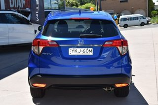 2018 Honda HR-V MY18 VTi Blue 1 Speed Constant Variable Hatchback.