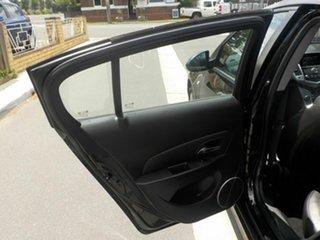 2011 Holden Cruze JH MY12 SRi V Black 6 Speed Automatic Hatchback