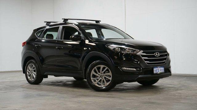 Used Hyundai Tucson TLE Active 2WD Welshpool, 2015 Hyundai Tucson TLE Active 2WD Black 6 Speed Sports Automatic Wagon