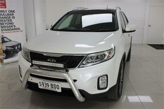 2013 Kia Sorento XM Platinum 6 Speed Sports Automatic Wagon.