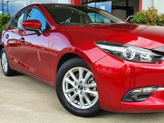 2017 Mazda 3 BN MY17 Maxx Red 6 Speed Automatic Hatchback