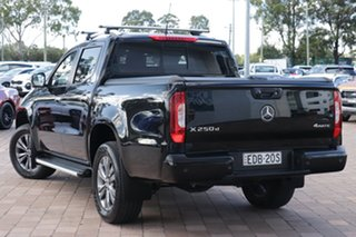 2018 Mercedes-Benz X-Class 470 X250d 4MATIC Progressive Black 6 Speed Manual Utility.