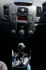 2010 Kia Cerato TD MY11 SI Silver 6 Speed Sports Automatic Hatchback