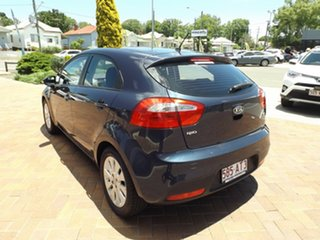 2011 Kia Rio Blue Automatic Hatchback