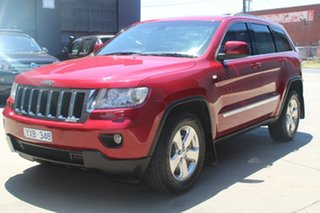 2011 Jeep Grand Cherokee WK Laredo (4x4) Red 5 Speed Automatic Wagon