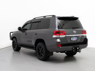2019 Toyota Landcruiser VDJ200R LC200 VX (4x4) Grey 6 Speed Automatic Wagon