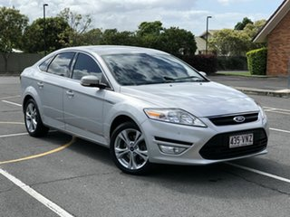 2014 Ford Mondeo MC Zetec PwrShift EcoBoost Silver 6 Speed Sports Automatic Dual Clutch Hatchback.