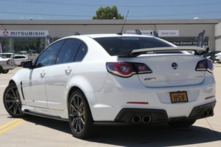 2016 Holden Special Vehicles GTS Gen F2 White 6 Speed Auto Active Sequential Sedan.