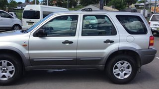 2005 Ford Escape ZB XLT Gold 4 Speed Automatic SUV