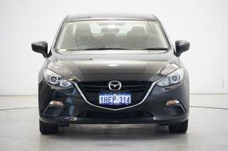 2014 Mazda 3 BM5278 Maxx SKYACTIV-Drive Black 6 Speed Sports Automatic Sedan.
