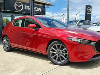 2020 Mazda 3 G25 GT Red 6 Speed Automatic Hatchback