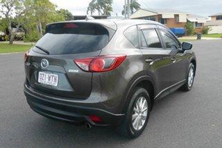 2016 Mazda CX-5 KE1072 Maxx SKYACTIV-Drive FWD Sport Brown 6 Speed Sports Automatic Wagon.