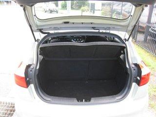 2012 Kia Rio UB MY13 S Silver 4 Speed Automatic Hatchback