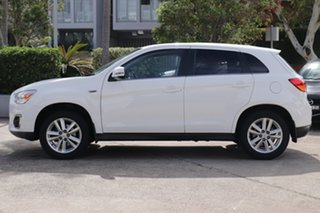 2013 Mitsubishi ASX XB MY14 Aspire (2WD) Continuous Variable Wagon