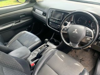 2014 Mitsubishi Outlander Silver 6 Speed Automatic Wagon
