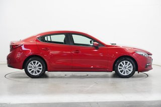 2017 Mazda 3 BN5278 Touring SKYACTIV-Drive Soul Red 6 Speed Sports Automatic Sedan