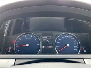 2010 Ford Falcon FG G6 50th Anniversary Black 6 Speed Sports Automatic Sedan