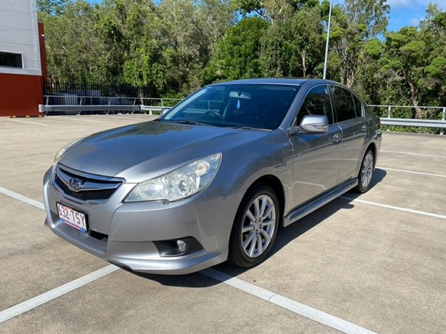 Used Subaru Liberty MY10 2.5I Premium Morayfield, 2010 Subaru Liberty MY10 2.5I Premium Grey Continuous Variable Sedan