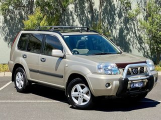 2006 Nissan X-Trail T30 II MY06 ST-S 40th Anniversary Gold 5 Speed Manual Wagon.