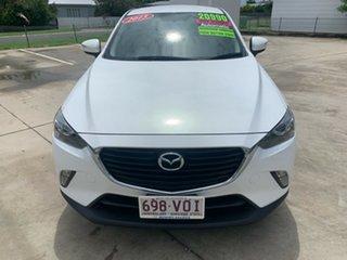 2015 Mazda CX-3 MAXX White 6 Speed Automatic Wagon.