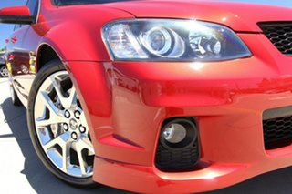 2010 Holden Commodore VE II SS-V Redline Edition Red 6 Speed Automatic Sedan.
