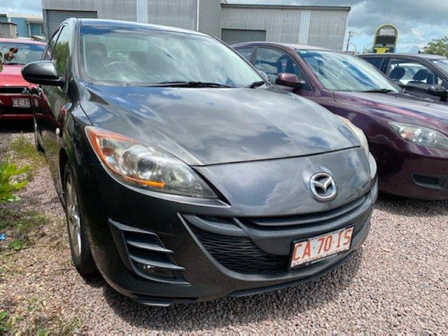 Used Mazda 3 BL10C1 MZR-CD Berrimah, 2010 Mazda 3 BL10C1 MZR-CD Grey 6 Speed Manual Sedan