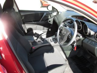 2010 Mazda 3 BL10F1 MY10 Neo Activematic Red 5 Speed Sports Automatic Sedan