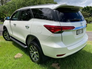 2020 Toyota Fortuner GUN156R Crusade Crystal Pearl 6 Speed Automatic Wagon