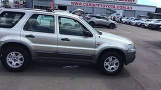 2005 Ford Escape ZB XLT Gold 4 Speed Automatic SUV.