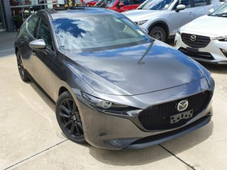 2020 Mazda 3 X20 ASTINA Grey 6 Speed Automatic Hatchback