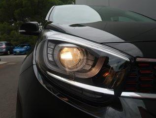 2019 Kia Picanto JA MY19 GT Black 5 Speed Manual Hatchback.