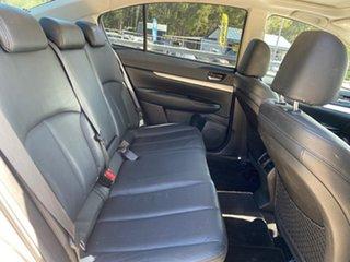 2010 Subaru Liberty MY10 2.5I Premium Grey Continuous Variable Sedan