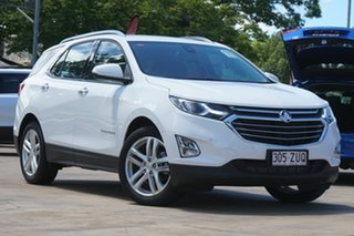 2019 Holden Equinox EQ MY20 LTZ FWD White 9 Speed Sports Automatic Wagon.