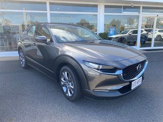 2020 Mazda CX30 Machine Grey.