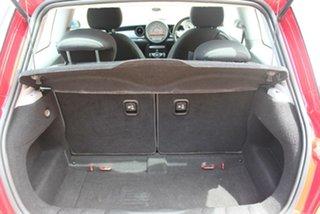 2008 Mini Cooper R56 Red 6 Speed Manual Hatchback