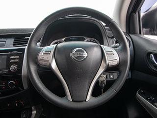 2015 Nissan Navara NP300 D23 ST (4x4) Black 6 Speed Manual Dual Cab Utility